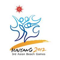 Asian Beach Games 2012 logo