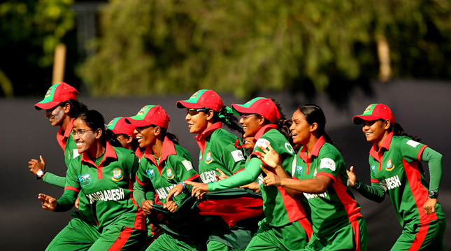 Bangladesh Women Cricket Team got ICC